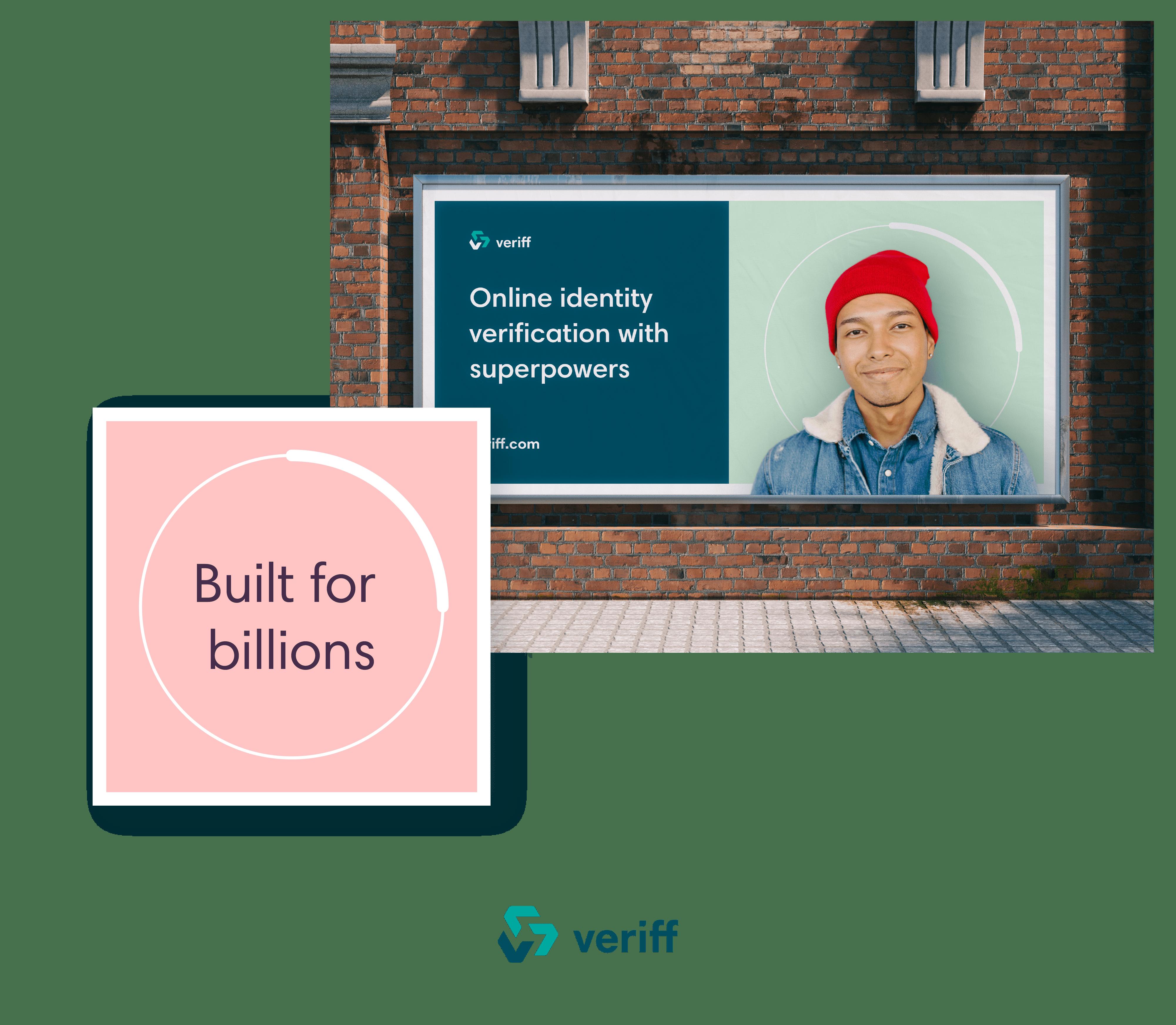 Identity verification that is built for billions